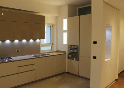 PROGETTO & ARREDO CUCINA Location – Bari Progetto: Staff Attanasio Arredamenti