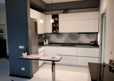 PROGETTO & ARREDO CUCINA Location – Bari Staff Attanasio Arredamenti