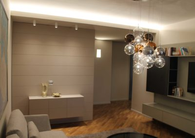 APPARTAMENTO PRIVATO – Restyling – Location: Bari