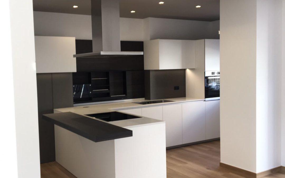PROGETTO & ARREDO CUCINA Location – Capurso (Bari) Progetto: Staff Attanasio Arredamenti
