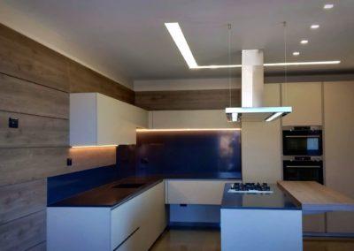 PROGETTO & ARREDO CUCINA Location – Corato (Bari) Progetto : Staff Attanasio Arredamenti